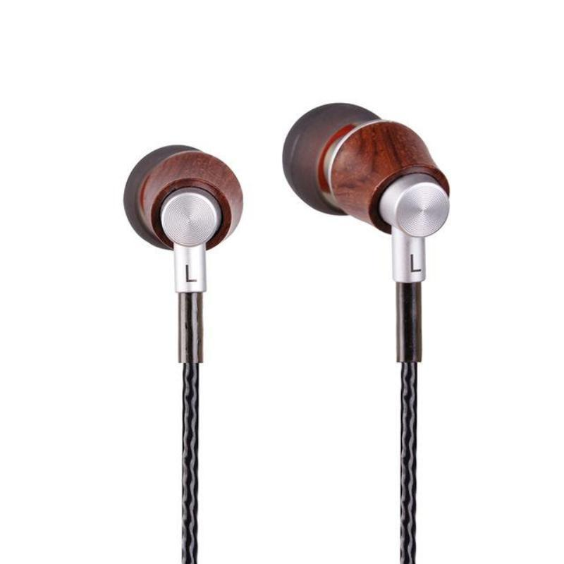 P32 Rose/Ebony Earphones