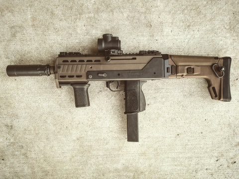 M10 Acr Stock Adapter Out Of Stock Norse Forge
