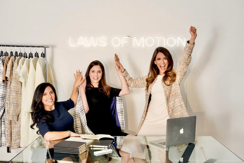 Laws of Motion Team