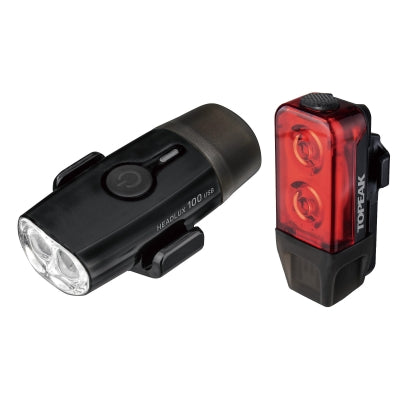 TOPEAK POWERLUX COMBINATION SET HL100 TL25