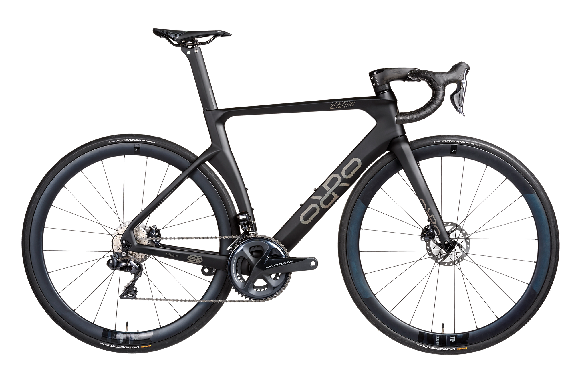2021 Venturi Ultegra Di2 Tailor Made Bike