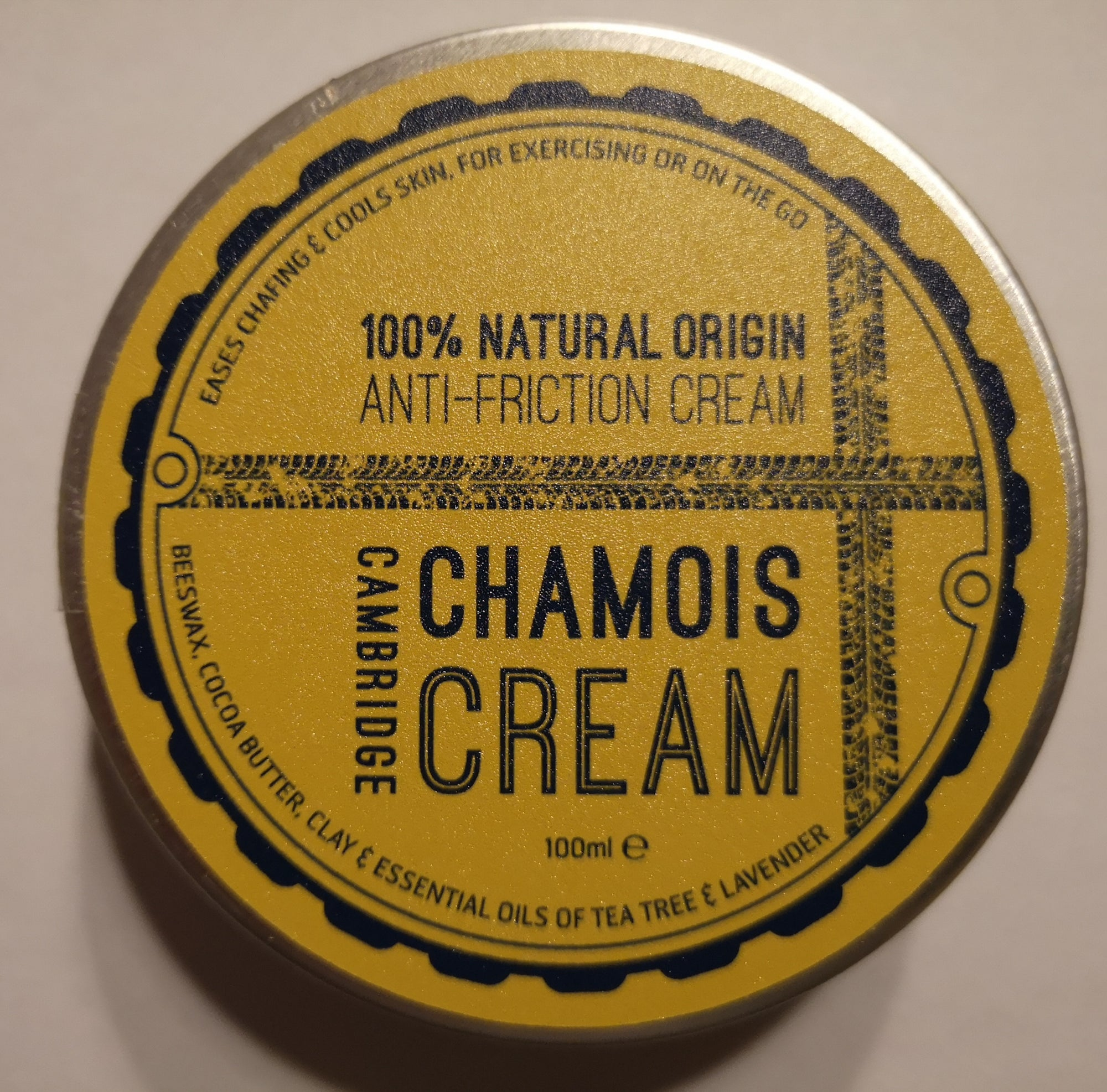 Cambridge Chamois Cream (100ml)