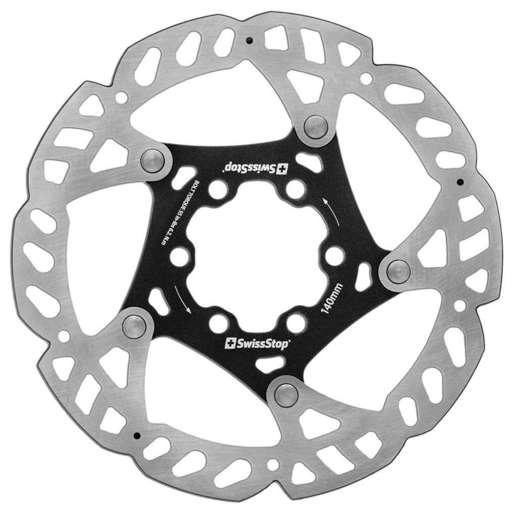 SwissStop Catalyst 6 Bolt Rotors