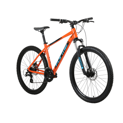 Forme Curbar 4  Mountain Bike Orange / Blue 27.5