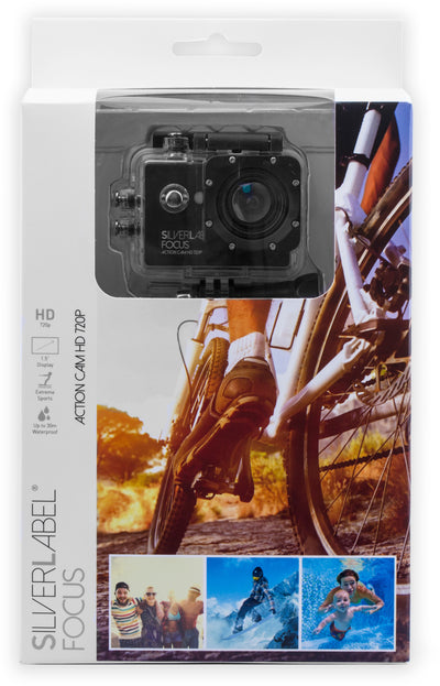 Focus Action Camera 720p