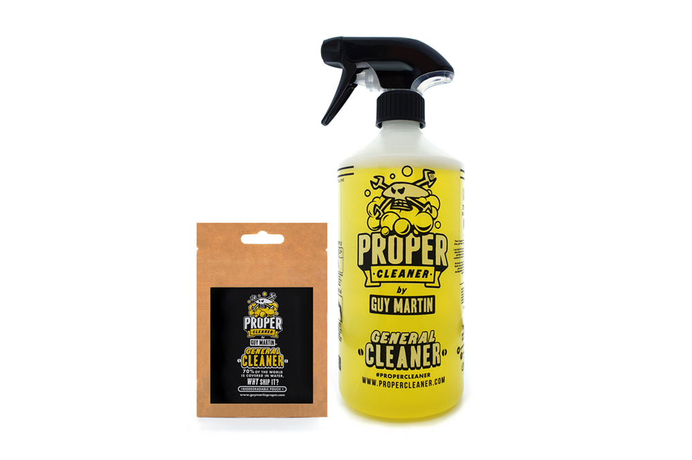 PROPER CLEANER BY GUY MARTIN - GENERAL CLEANER STARTER PACK