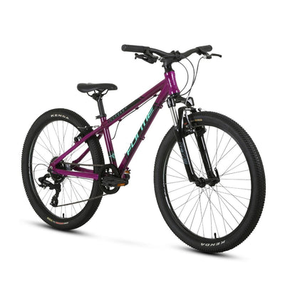 FORME Curbar 24 Mountain Bike Girls Purple