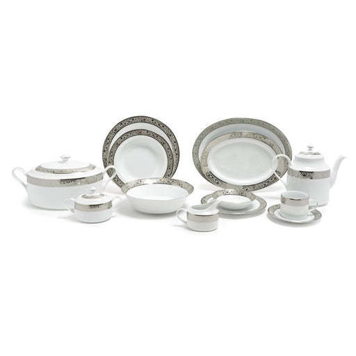 Dankotuwa Catherina Dinner Set - 59 Piece - CATH-59DS
