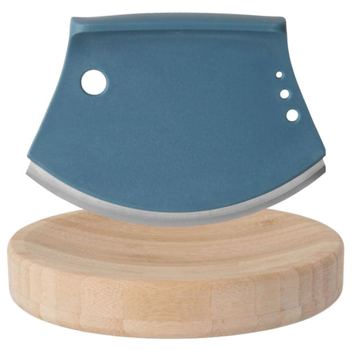 BergHoff Leo Herb Cutter Set - Navy Blue and Beige - 3950021