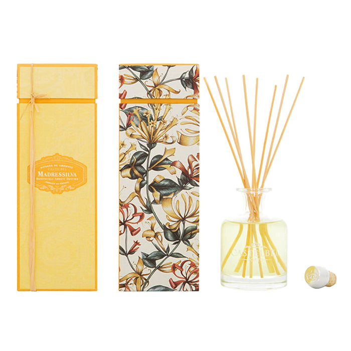 Castelbel Amber Honeysuckle Reed Diffuser - 250ml - C1-0904
