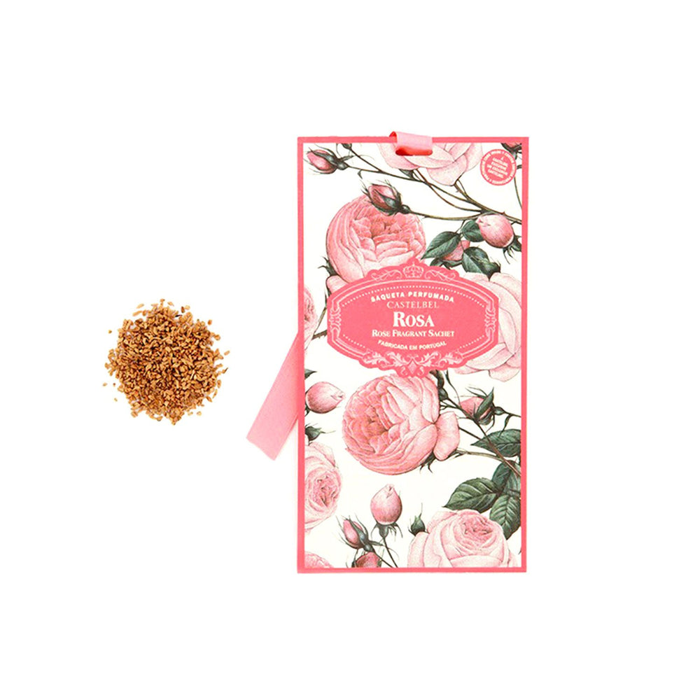 Castelbel Amber Rose Fragranced Sachet - C1-0510