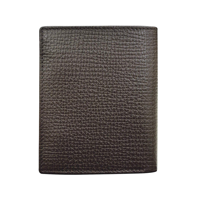 Cross Leather RTC North Wallet for Men Leather - Oak Brown - AC238008N-3
