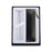 A. T. Cross Calais Satin Chrome Ballpoint with Classic Black Pouch - AT0112-16/Z1