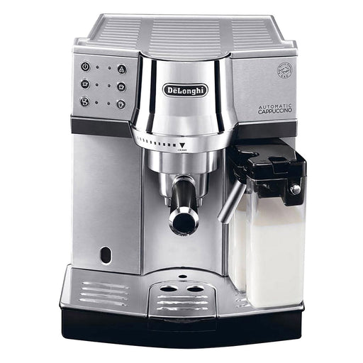 De'Longhi Automatic Coffee Machine - Metal - EC850.M