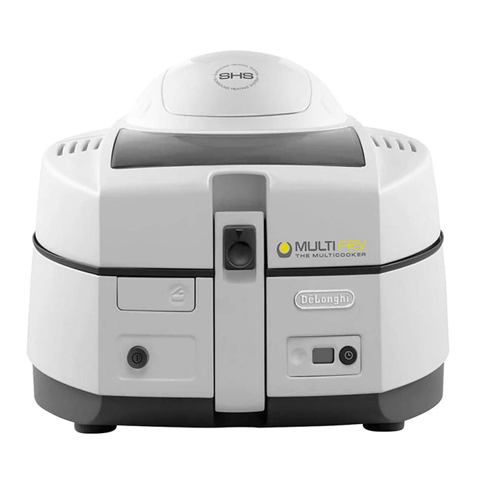 De'Longhi Young Multi Fry The Multi Cooker - White and Grey - FH1130