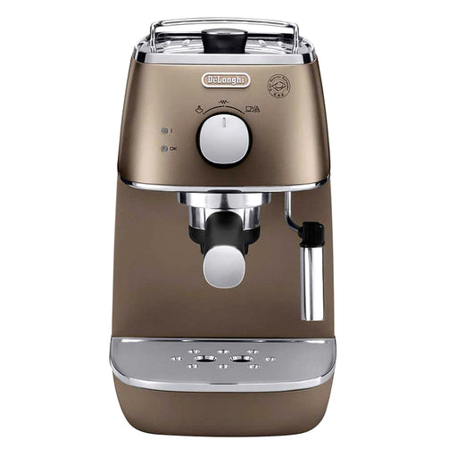 De'Longhi Distinta Espresso Coffee Machine - Bronze - ECI341.BZ
