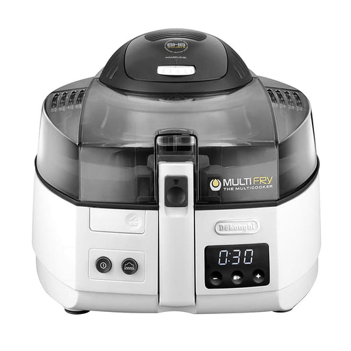 De'Longhi Classic Multi Fry The Multi Cooker - White and Black - FH1173/2