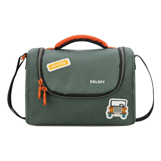 Delsey Back to School 2018 Isotherm Lunch Bag - Khaki - 00339319003 KHAKI