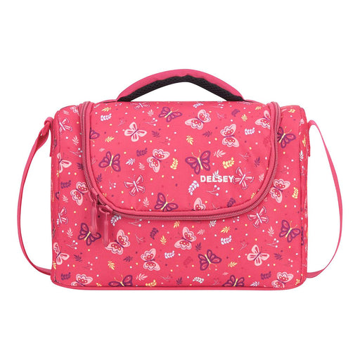 Delsey Back to School 2018 Isotherm Lunch Bag - Paeony - 00339319009 PAEONY