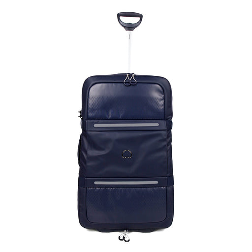 Delsey Montsouris Extensible Luggage Trolley Bag - Blue, 69.5 cm - 00236575312 BLU