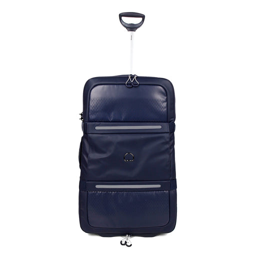 Delsey Montsouris Extensible Luggage Trolley Bag - Blue, 78 cm - 00236577312 BLU