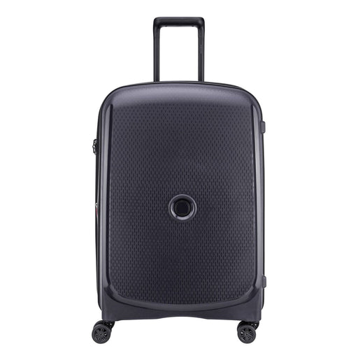 Delsey Belmont Plus 4 Double Wheel Expandable Trolley Case - Anthracite - 00386180501 ANT