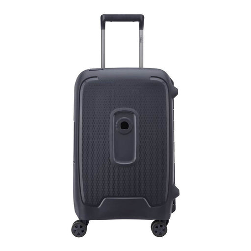Delsey Moncey 4 Double Wheel Cabin Trolley Case - Anthracite - 00384480101 ANT