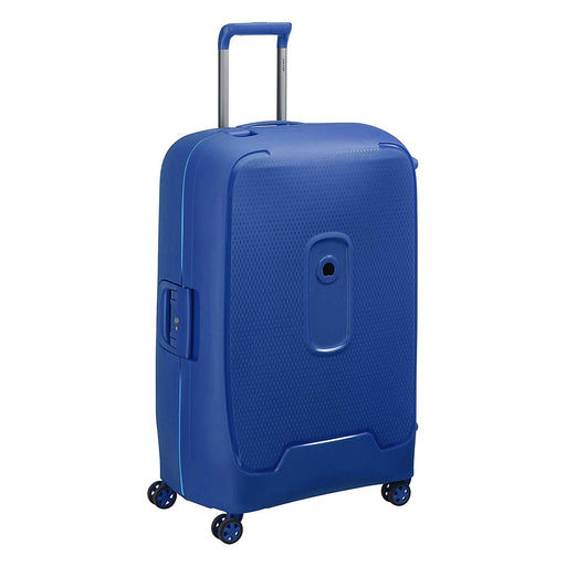 Delsey Moncey 2.0 Luggage Trolley Bag - Blue, 76 cm - 00384482102 BLUE