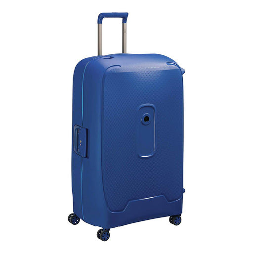 Delsey Moncey 2.0 Luggage Trolley Bag - Blue, 82 cm - 00384483002 BLUE