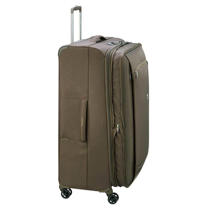 Delsey Montmartre Air 2.0 4 Double Wheel Expandable Trolley Bag - Khaki, 83 cm - 00235283003 KHAKI