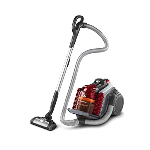 Electrolux Ultra Captic Cyclone Vacuum Cleaner - Red and Grey - ZUCALLFLR