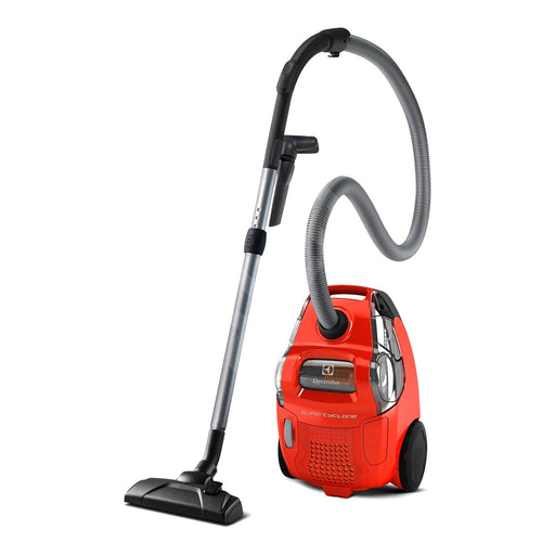 Electrolux Super Cyclone Vacuum Cleaner - Red and Grey - SCPARKETTO