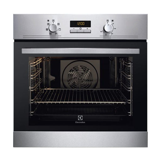 Electrolux 60 Cms Multifunction Oven with Rotary Knobs  - EOB3400AOX
