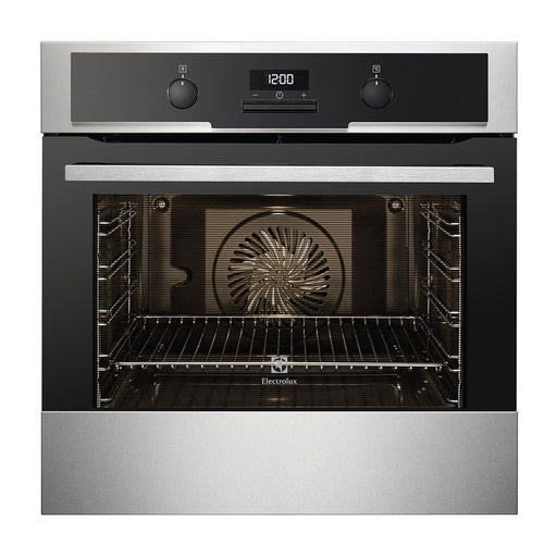 Electrolux 60 Cms Multifunction Oven with retractable knobs  - EOB5450AAX