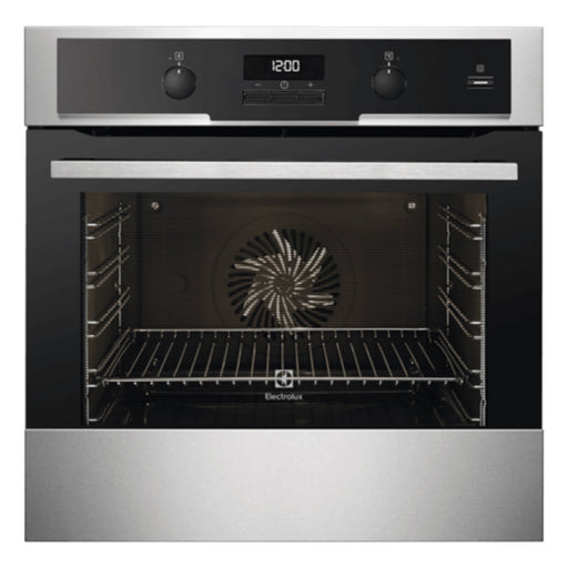 Electrolux Plus Steam Catalytic Oven - Silver and Black - EOA5444AAX