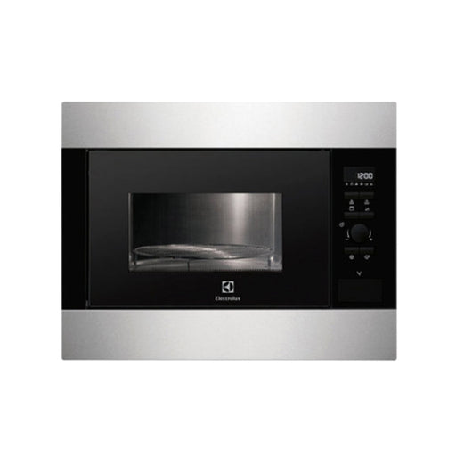 Electrolux Built in Microwave Oven with Grill - Silver - EMS262040X