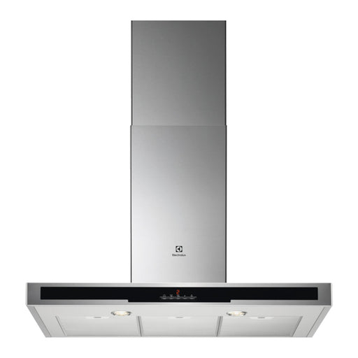 Electrolux T-Shaped Chimney Hood - Silver - EFT719X