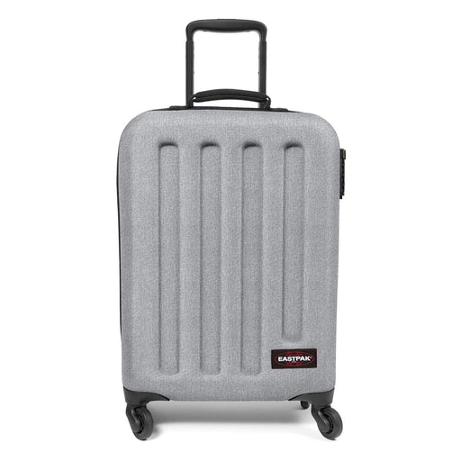 Eastpak Tranzshell Small Luggage Bag - Sunday Grey - EK73F363