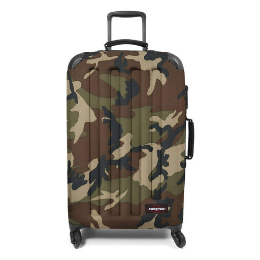 Eastpak Tranzshell Medium Luggage Bag - Camouflage - EK74F181