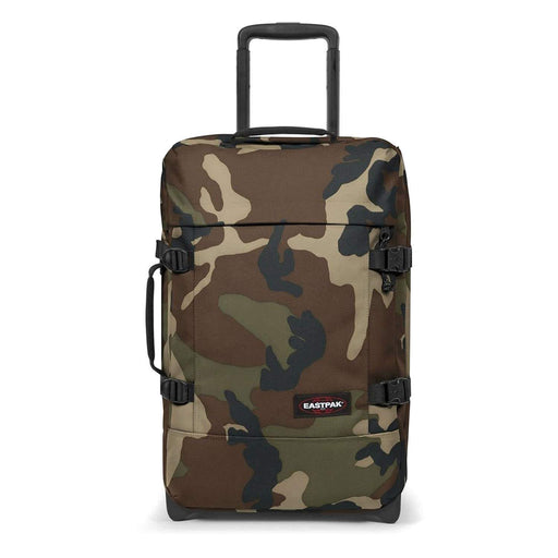 Eastpak Tranverz Small Luggage Bag - Camouflage - EK61L181