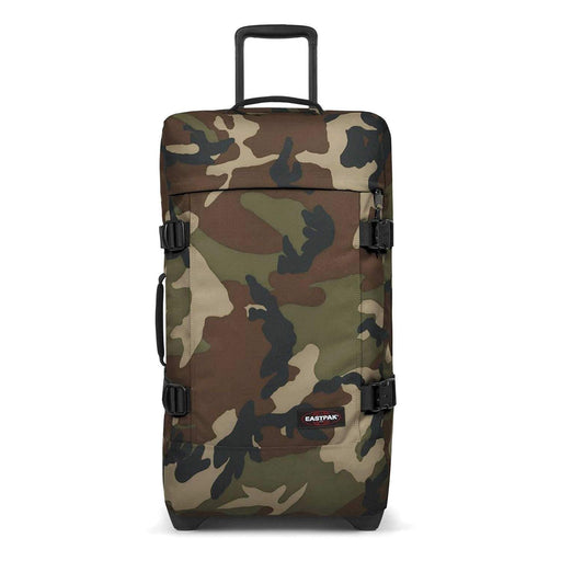 Eastpak Tranverz Medium Luggage Bag - Camouflage - EK62L181