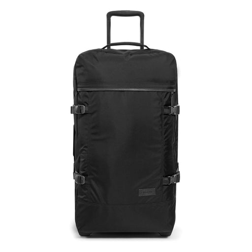 Eastpak Tranverz Large Luggage Bag - Constructed Black - EK63L46Q