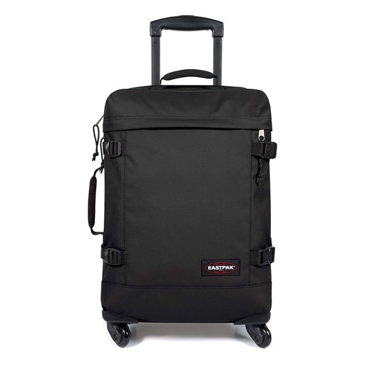 Eastpak Trans4 Small Trolley Bag - Black - EK80L008