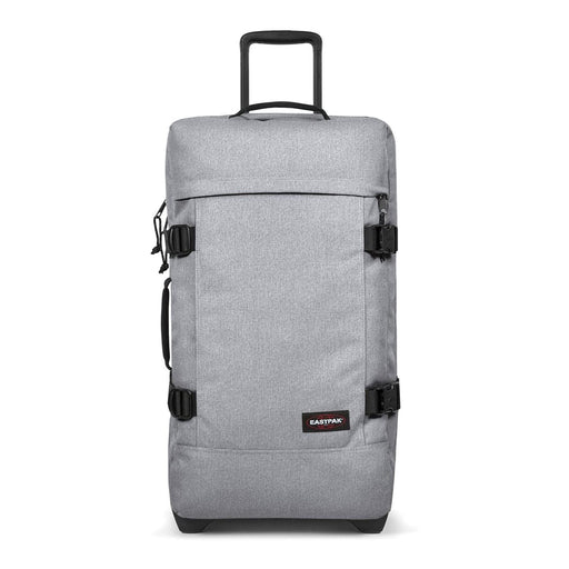 Eastpak Tranverz Medium Luggage Bag - Sunday Grey - EK62F363