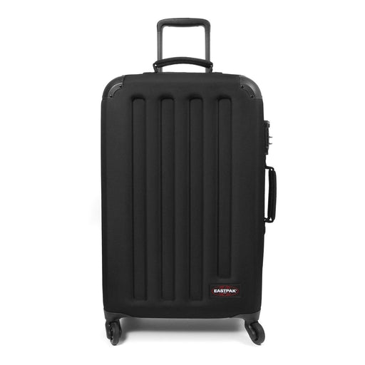 Eastpak Tranzshell Medium Luggage Bag - Black - EK74F008
