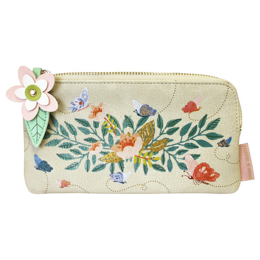Disaster Designs Secret Garden Flower Make Up Bag - Multi Colour - SECMUPFLO