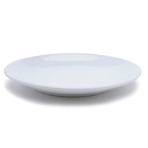 Dankotuwa Purity Salad Plate - White, 21 cm - 3611