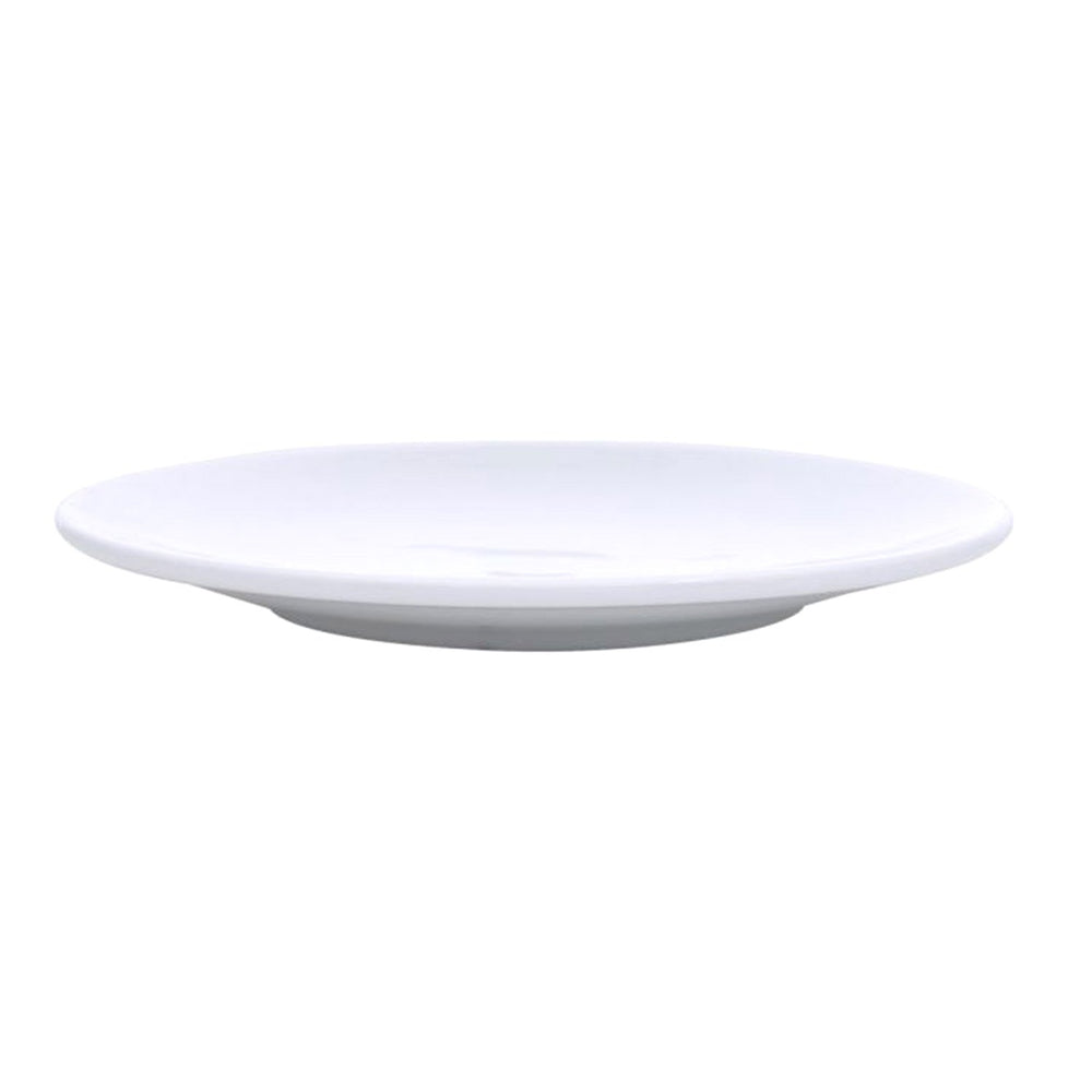 Dankotuwa Purity Salad Plate - White, 16.3 cm - 3612