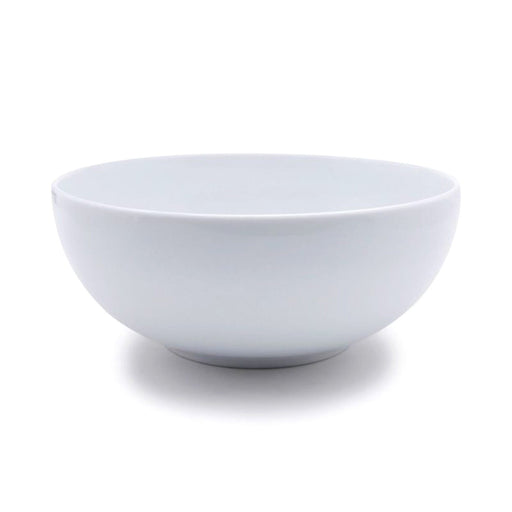 Dankotuwa Purity Salad Bowl - White, 23.7 cm - 3609
