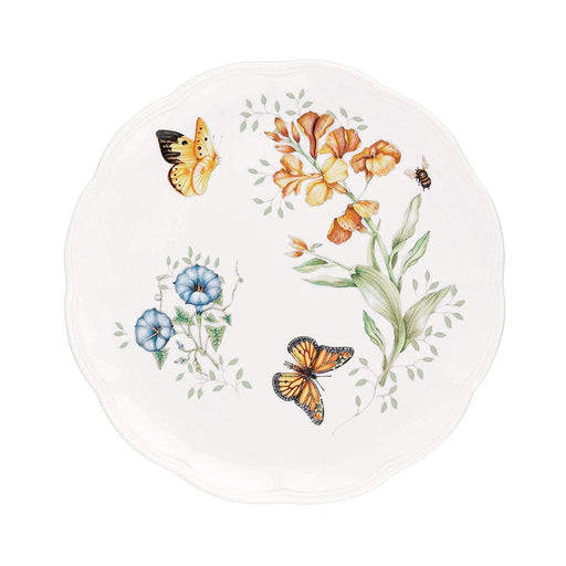 Lenox Butterfly Meadow Monarch Dinner Plate - Multicolour, 11 inch - 6083380